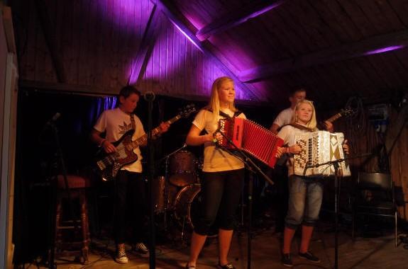 Dansekveld på Camp Eggen søndag 23.11!