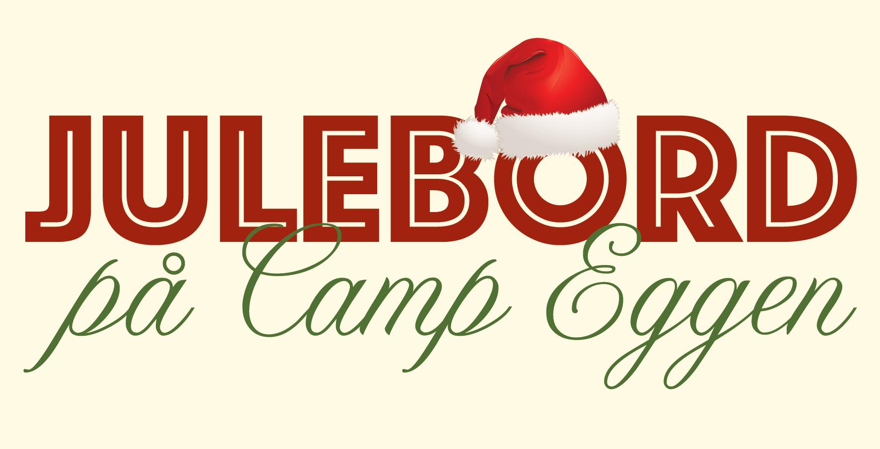 Julebord hos Camp Eggen